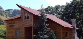 Cabana Casa de vacanta Valisoara