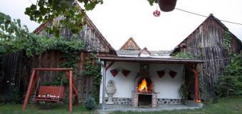 Cabana Casa cu Flori